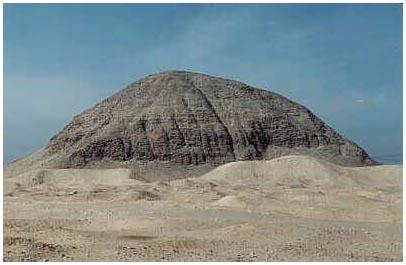 Egypt - Pyramida Amenemheta III. - Hawára