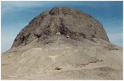 Egypt - yramida Senusreta II. - Láhún