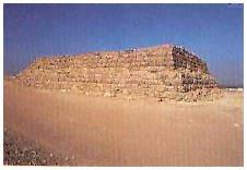 Egypt - Šepseskafova mastaba zvaná Mastabat faraún - Sakkára